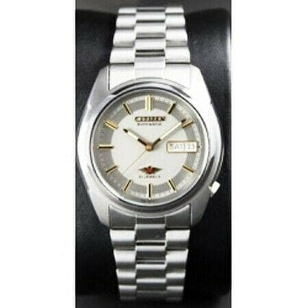 Jewelry & Watches:Watches, Parts & Accessories:Wristwatches - Citizen Classic Automatic Men's Stainless Strap Watch NH3710-52H