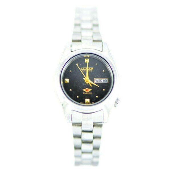 Jewelry & Watches:Watches, Parts & Accessories:Wristwatches - Citizen Classic Automatic Women's Stainless Strap Watch PD2470-69E