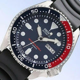 Jewelry & Watches:Watches, Parts & Accessories:Wristwatches - Seiko JAPAN Made Pepsi SKX 200M Diver's Men's Watch SKX009J1