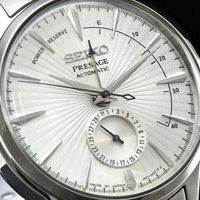 Jewelry & Watches:Watches, Parts & Accessories:Wristwatches - Seiko JAPAN Made Presage Cocktail Martini Power Reserve Men's Watch SSA341J1