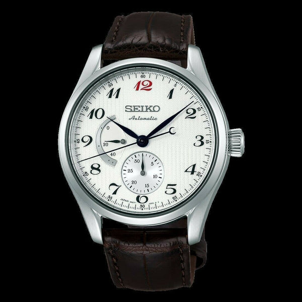Jewelry & Watches:Watches, Parts & Accessories:Wristwatches - Seiko JDM Pre- Presage Power Reserve Karesansui White Men's Watch SARW025