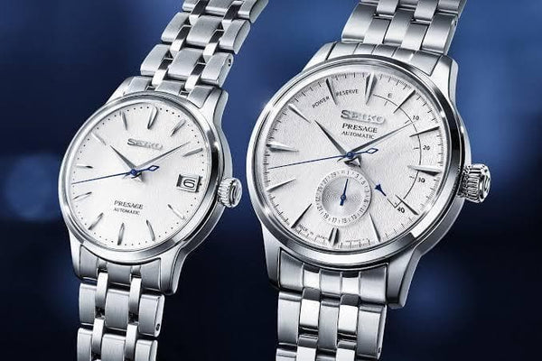 Jewelry & Watches:Watches, Parts & Accessories:Wristwatches - Seiko Limited Edition Presage Fuyugeshiki Couple's Watch Set SSA385J1 + SRP843J1
