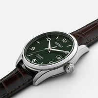 Jewelry & Watches:Watches, Parts & Accessories:Wristwatches - Seiko Limited Edition Presage Mens Watch Green Enamel Dial Mens Watch SPB111J1