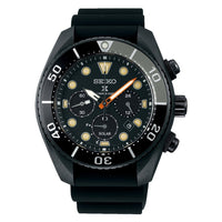 Jewelry & Watches:Watches, Parts & Accessories:Wristwatches - Seiko Prospex Black Series Solar Chronograph Men's Watch SSC761J1