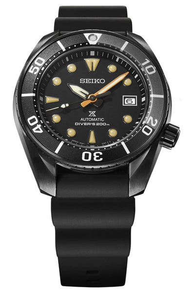 Jewelry & Watches:Watches, Parts & Accessories:Wristwatches - Seiko Prospex Limited Edition Black Series Sumo Men's Watch SPB125J1