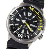 Jewelry & Watches:Watches, Parts & Accessories:Wristwatches - Seiko Prospex Yellow Fin Baby Tuna  Rubber Strap Men's Watch SRP639K1