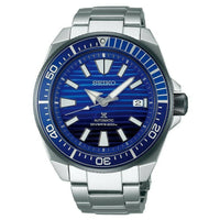 Jewelry & Watches:Watches, Parts & Accessories:Wristwatches - Seiko SE Save The Ocean Samurai Prospex 200M Diver's Men's Watch SRPC93K1