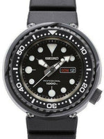 Jewelry & Watches:Watches, Parts & Accessories:Wristwatches - Seiko Ultra Rare Japan Made 1000M Darth Tuna Men's Watch S23619J1