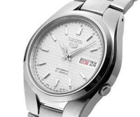 Seiko 5 Classic Men's Size Silver Dial Stainless Steel Strap Watch SNK601K1 - Diligence1International