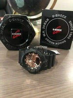 Casio G-Shock Standard Analog Digital Black x Rose Gold Dial Watch GA800MMC-1ADR - Diligence1International