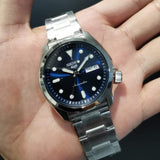 NEW Seiko 5 Sports 100M Automatic Men's Watch Blue Dial SRPE53K1 - Diligence1International