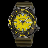 Seiko Monster Asia Special Edition Gen 4 Diver's 200M Men's Watch SRPF35K1 - Diligence1International