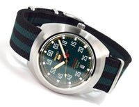 Seiko 5 Sports JAPAN Made Limited Edition Green Carbon Fiber Dial Helmet Turtle Watch SRPA89J1 - Diligence1International