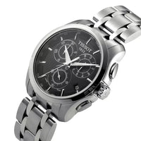 Tissot Swiss Made T-Classic Couturier Chronograph Men's Stainless Steel Watch T0356171105100 - Diligence1International