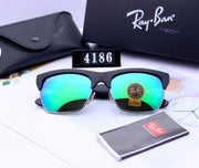Ray Ban RG4186-57  - Black Frame and Green Gradient Lenses _mxm_store_exclusive_brands