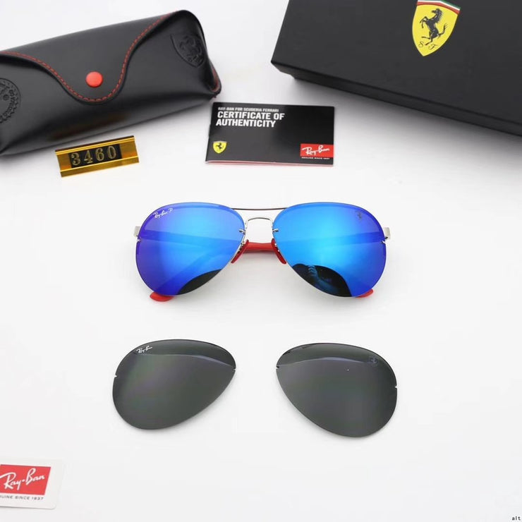 Ray Ban RB3460 Scuderia Ferrari Collection _mxm_store_exclusive_brands