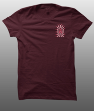 Load image into Gallery viewer, ADEPT TRAILBLAZER TEE MAROON