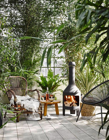 Ideas Para Decorar Un Jardin Pequeno Dobleuu - Ideas-para-decorar-un-jardin-pequeo