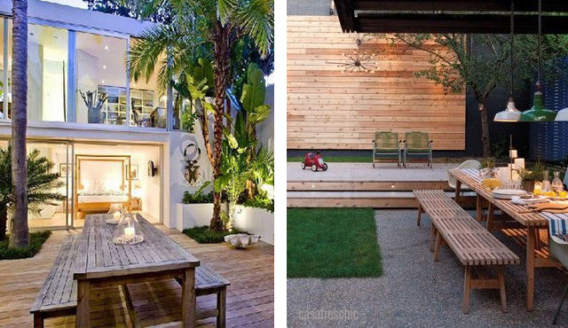 4 consejos b sicos para decorar tu patio dobleuu for Ideas para decorar un patio exterior
