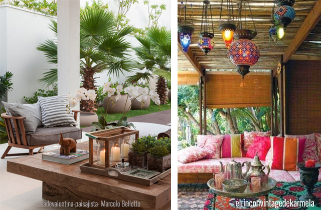 4 consejos b sicos para decorar tu patio dobleuu for Decoracion de patios pequenos con plantas