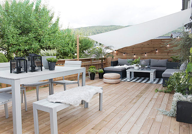 4 consejos b sicos para decorar tu patio dobleuu - Decoracion patio exterior ...