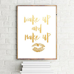 Wake up & Make up