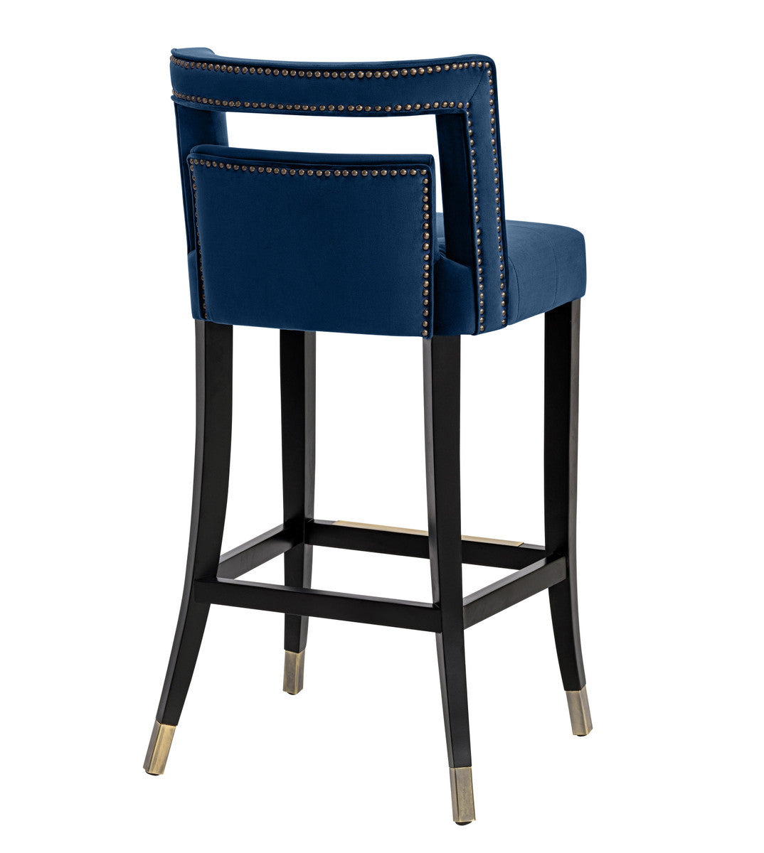 HART NAVY COUNTER STOOL