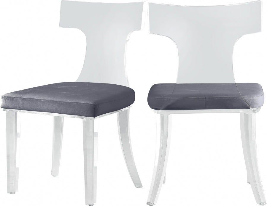 LUCID GREY CHAIR