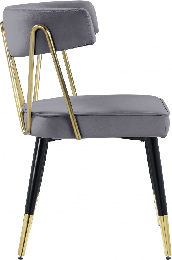 RHEINGOLD GREY CHAIR
