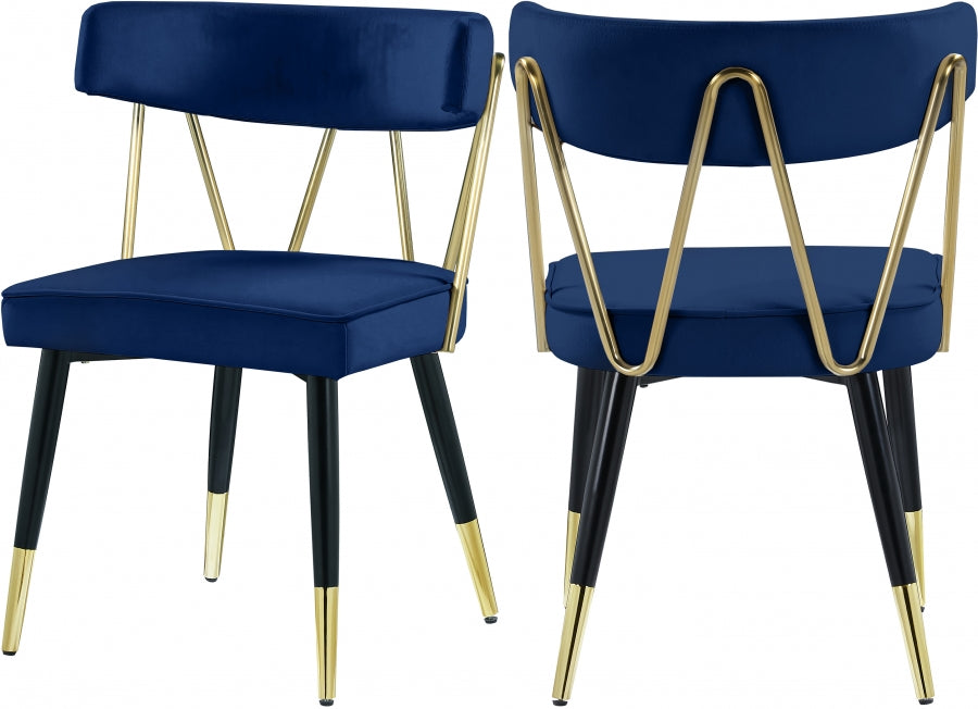 RHEINGOLD NAVY CHAIR