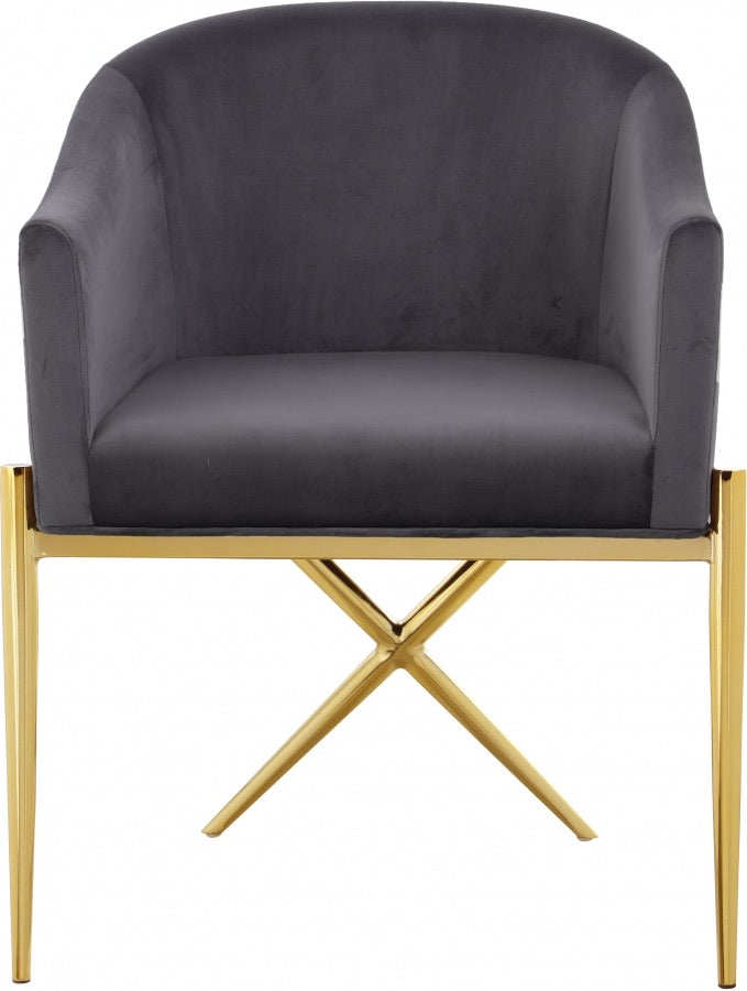 Xavier grey chair