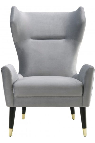 LOGAN GREY CHAIR
