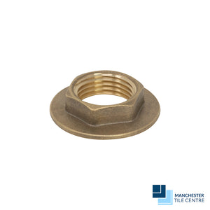 Backnut Threading Brass
