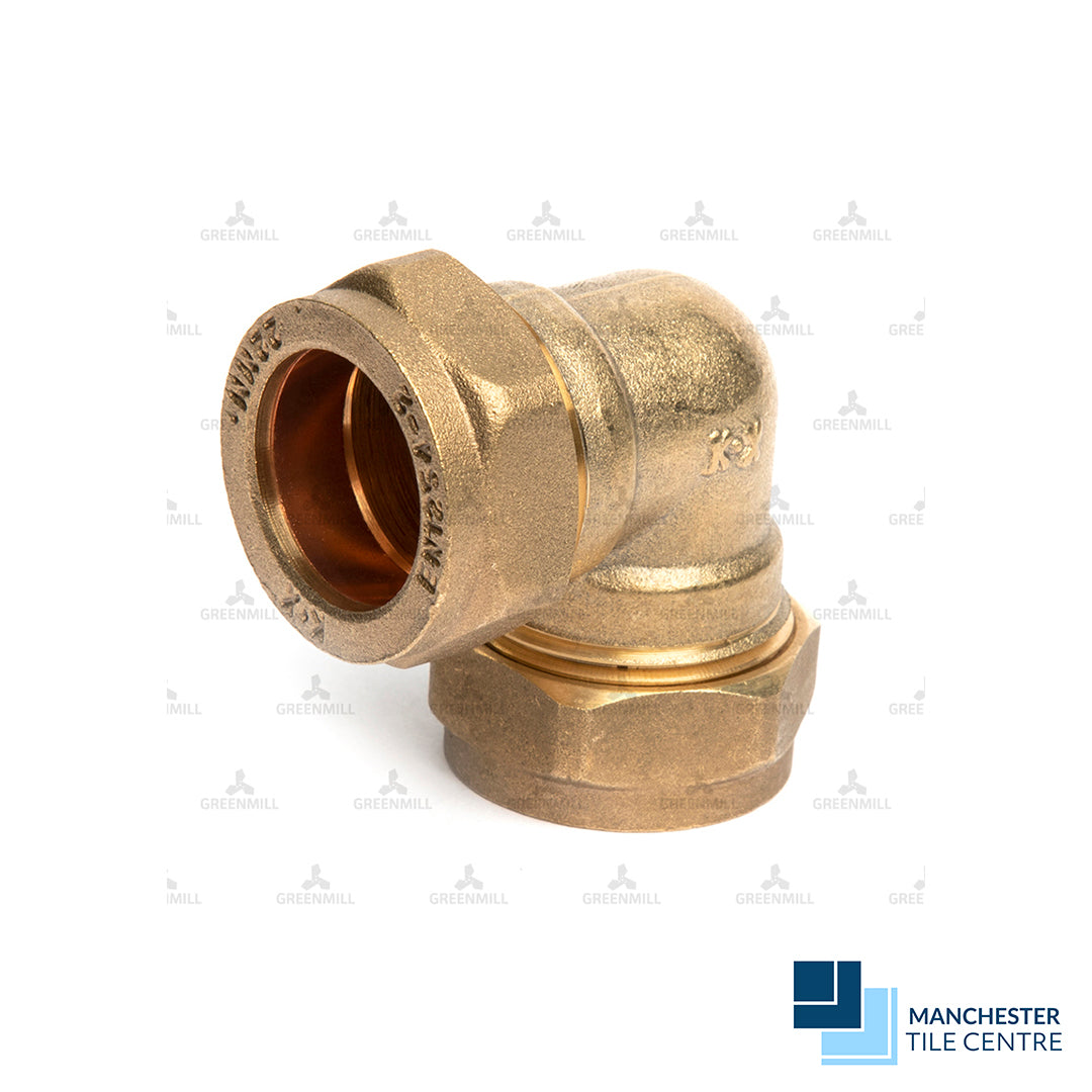 Compression Fittings 90 Degree Elbow CxC
