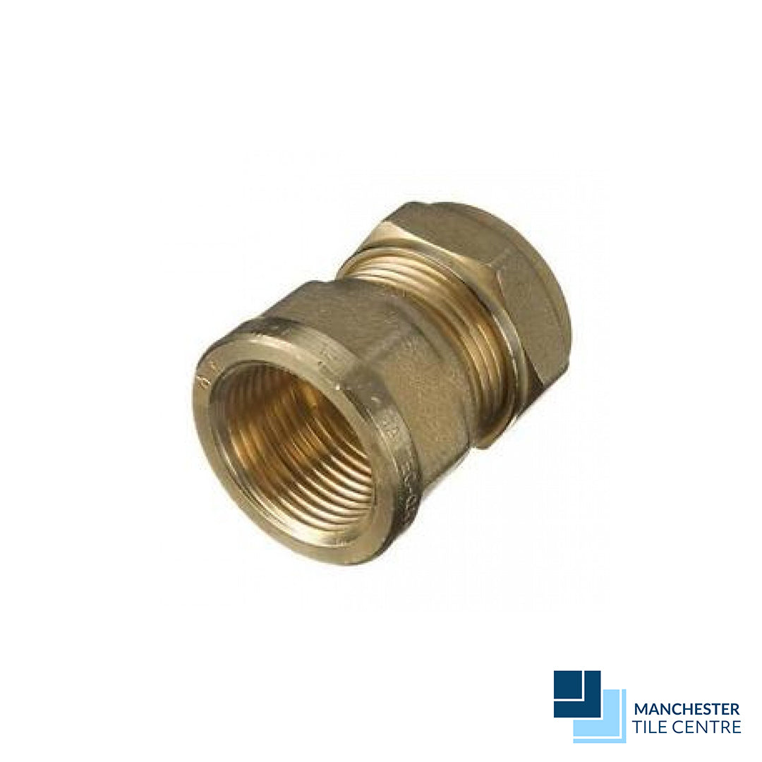 Compression Fittings Straight Adaptor CxMi