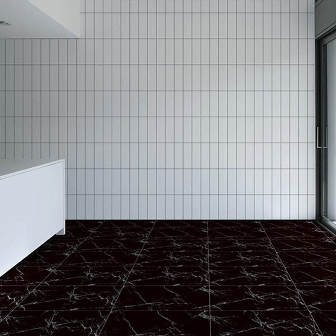 Marquina Black Tiles