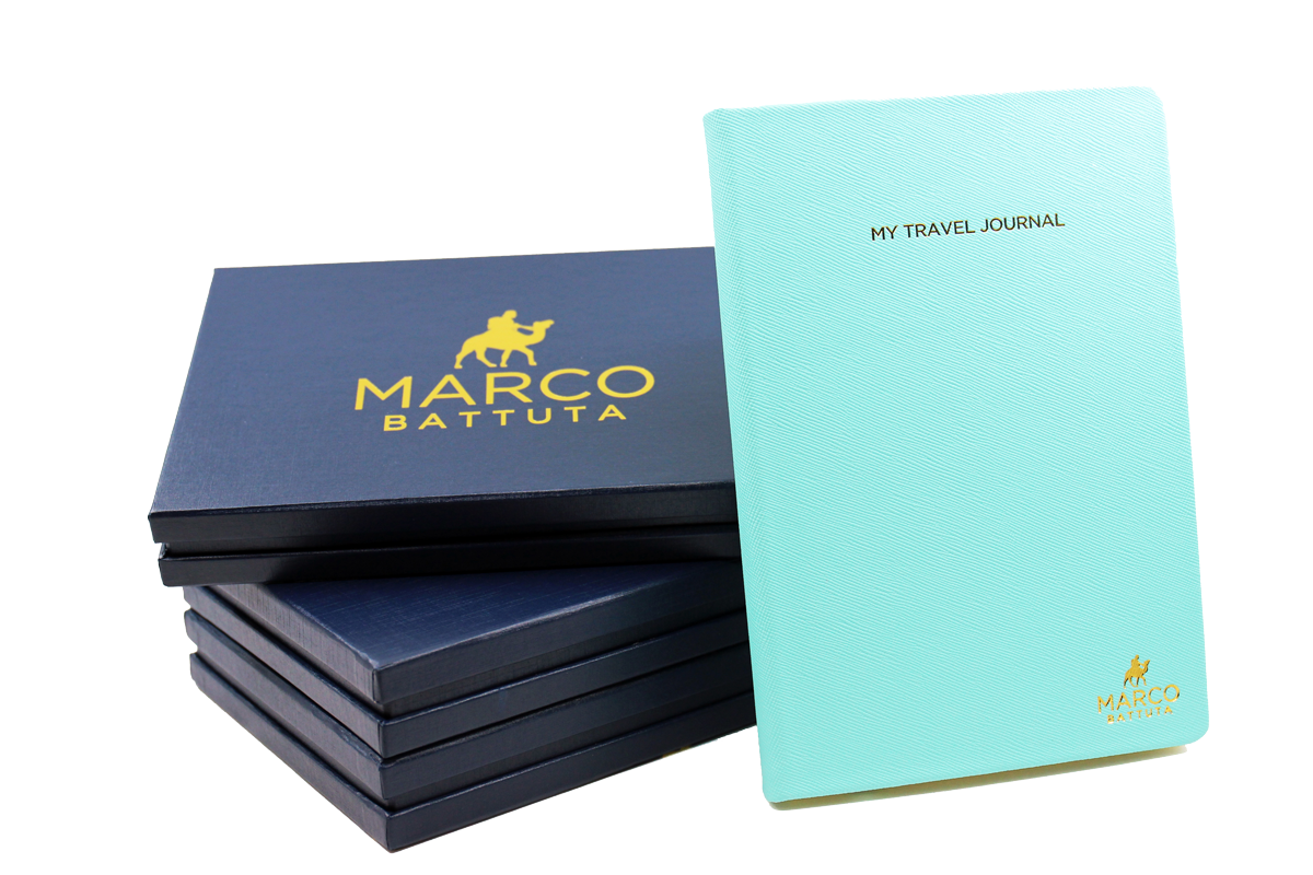 Mint Green - Genuine Leather Journal - SimCorner Canada