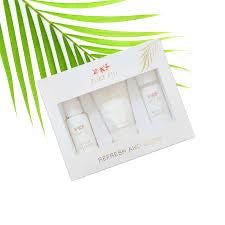 Refresh and Glow Facial Pack
