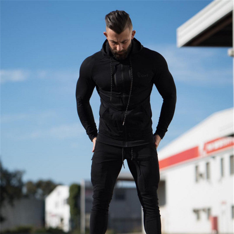 Ultimate Training Zippered Hoodie