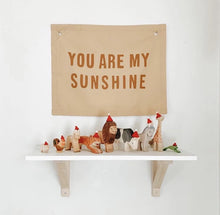 Load image into Gallery viewer, You are my sunshine banner