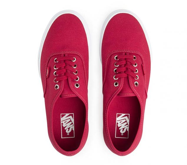 VANS | AUTHENTIC | (MULTI EYELETS) | GRADIENT/CRIMSON