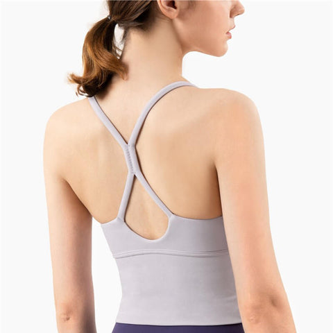 Water droplets sports bra