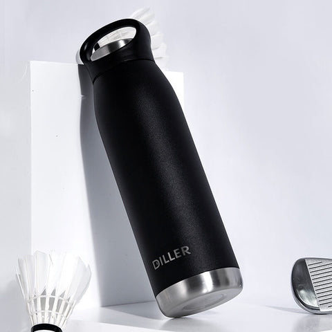 Outdoor Stainless Steel Water Bottle