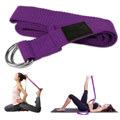 Yoga Exercise Adjustable Straps