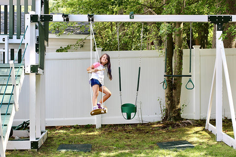 Swurfer Swingset Conversion Bracket