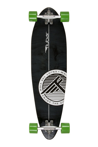 "36"" Pintail Cruiser Complete Longboard"