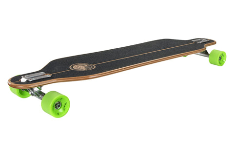 "41"" Twin Tip Drop-Through Complete Longboard"