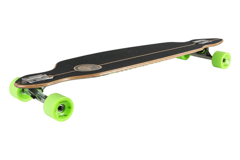 "40.5"" Drop-Through Complete Longboard"