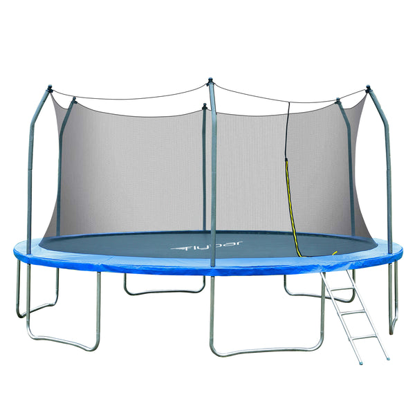 Masters of Bounce - 15FT Easy-Build Trampoline