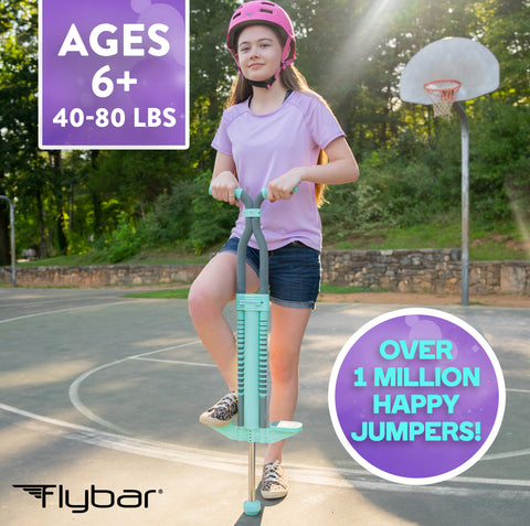 Foam Master Pogo Stick for 80-160lbs, Ages 9 & Up
